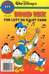 Cover Thumbnail for Donald Pocket (1968 series) #171 - Donald Duck for lutt og kaldt vann [1. opplag]