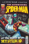 Cover for The Astonishing Spider-Man (Panini UK, 2007 series) #51