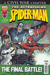Cover for The Astonishing Spider-Man (Panini UK, 2007 series) #58