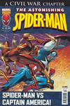 Cover for The Astonishing Spider-Man (Panini UK, 2007 series) #53