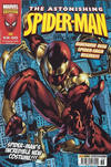 Cover for The Astonishing Spider-Man (Panini UK, 2007 series) #36