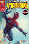 Cover for The Astonishing Spider-Man (Panini UK, 2007 series) #20