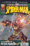 Cover for The Astonishing Spider-Man (Panini UK, 2007 series) #48