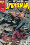 Cover for The Astonishing Spider-Man (Panini UK, 2007 series) #16