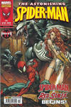 Cover for The Astonishing Spider-Man (Panini UK, 2007 series) #22