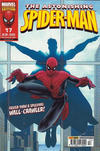 Cover for The Astonishing Spider-Man (Panini UK, 2007 series) #17