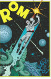 Cover Thumbnail for ROM (2016 series) #1 [1 in 100 Retailer Incentive Cover]
