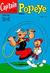 Cover for Cap'tain présente Popeye (spécial) (Société Française de Presse Illustrée (SFPI), 1962 series) #95
