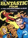 Cover for Fantastic Four Comic Album (World Distributors, 1969 series) #1