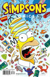 Cover for Simpsons Comics (Bongo, 1993 series) #233