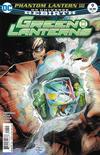 Cover for Green Lanterns (DC, 2016 series) #9 [Robson Rocha / Joe Prado Cover]