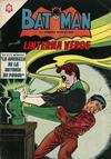 Cover for Batman (Editorial Novaro, 1954 series) #291