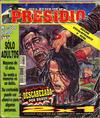 Cover for Relatos de Presidio (Editorial Toukan, 1993 series) #508