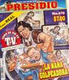 Cover for Relatos de Presidio (Editorial Toukan, 1993 series) #470