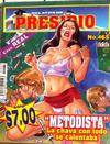 Cover for Relatos de Presidio (Editorial Toukan, 1993 series) #465