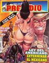 Cover for Relatos de Presidio (Editorial Toukan, 1993 series) #458