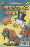 Cover for Walt Disney's Uncle Scrooge Adventures (Gladstone, 1993 series) #40 [Newsstand]