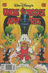 Cover for Walt Disney's Uncle Scrooge Adventures (Gladstone, 1993 series) #44 [Newsstand Edition]