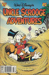 Cover for Walt Disney's Uncle Scrooge Adventures (Gladstone, 1993 series) #52 [Newsstand Edition]