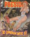Cover for Relatos de Presidio (Editorial Toukan, 1993 series) #191