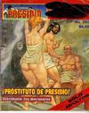 Cover for Relatos de Presidio (Editorial Toukan, 1993 series) #292
