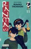 Cover for Ranma 1/2 (Hjemmet / Egmont, 2003 series) #11 [Bokhandelutgave]