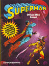 Cover for Superman Annual (Egmont UK, 1979 ? series) #1986