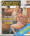 Cover for Yo Confieso (Editorial Toukan, 1999 ? series) #62