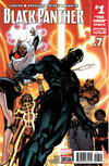 Cover for Black Panther (Marvel, 2016 series) #7