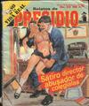 Cover for Relatos de Presidio (Editorial Toukan, 1993 series) #62