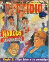 Cover for Relatos de Presidio (Editorial Toukan, 1993 series) #85