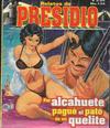 Cover for Relatos de Presidio (Editorial Toukan, 1993 series) #134