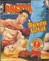 Cover for Relatos de Presidio (Editorial Toukan, 1993 series) #137