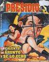 Cover for Relatos de Presidio (Editorial Toukan, 1993 series) #149