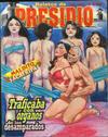 Cover for Relatos de Presidio (Editorial Toukan, 1993 series) #153