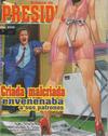 Cover for Relatos de Presidio (Editorial Toukan, 1993 series) #159