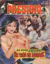Cover for Relatos de Presidio (Editorial Toukan, 1993 series) #160