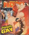 Cover for Relatos de Presidio (Editorial Toukan, 1993 series) #170