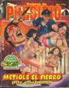 Cover for Relatos de Presidio (Editorial Toukan, 1993 series) #174