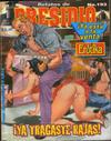 Cover for Relatos de Presidio (Editorial Toukan, 1993 series) #193