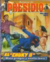 Cover for Relatos de Presidio (Editorial Toukan, 1993 series) #201