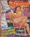 Cover for Relatos de Presidio (Editorial Toukan, 1993 series) #215
