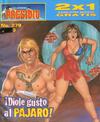 Cover for Relatos de Presidio (Editorial Toukan, 1993 series) #279