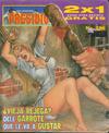 Cover for Relatos de Presidio (Editorial Toukan, 1993 series) #286