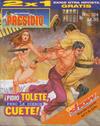 Cover for Relatos de Presidio (Editorial Toukan, 1993 series) #304