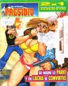 Cover for Relatos de Presidio (Editorial Toukan, 1993 series) #314