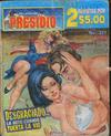 Cover for Relatos de Presidio (Editorial Toukan, 1993 series) #327