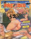 Cover for Relatos de Presidio (Editorial Toukan, 1993 series) #349