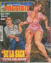 Cover for Relatos de Presidio (Editorial Toukan, 1993 series) #397