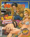 Cover for Relatos de Presidio (Editorial Toukan, 1993 series) #418